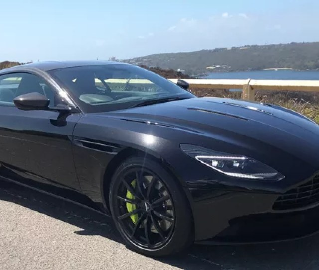 Aston Martin Db Review