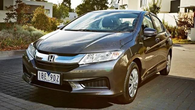 2015 Honda City Vti Auto Review  Carsguide