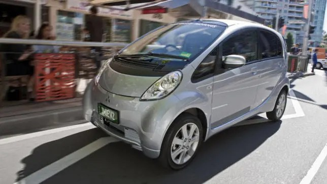 Smart Fortwo Electric Car May Miss Australia Carsguide Com Au