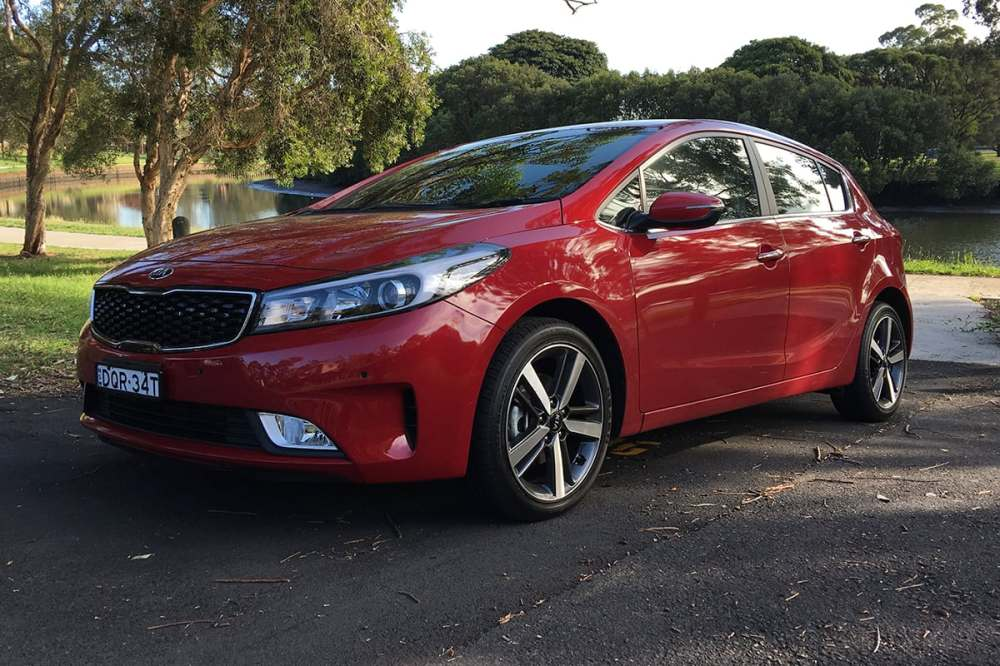 medium resolution of kia cerato 2017 review carsguide