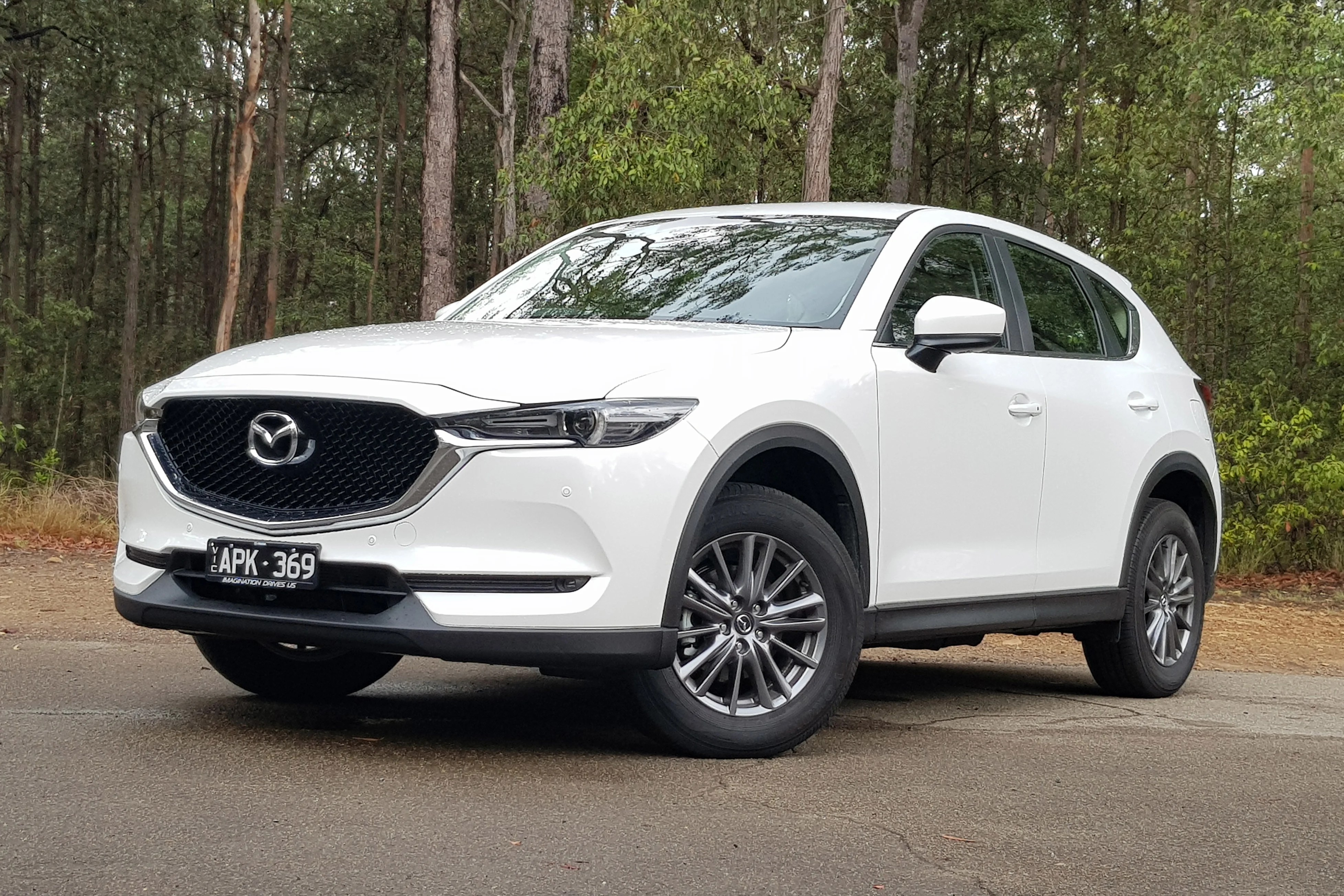 Mazda CX5 Touring petrol 2017 review long term  CarsGuide