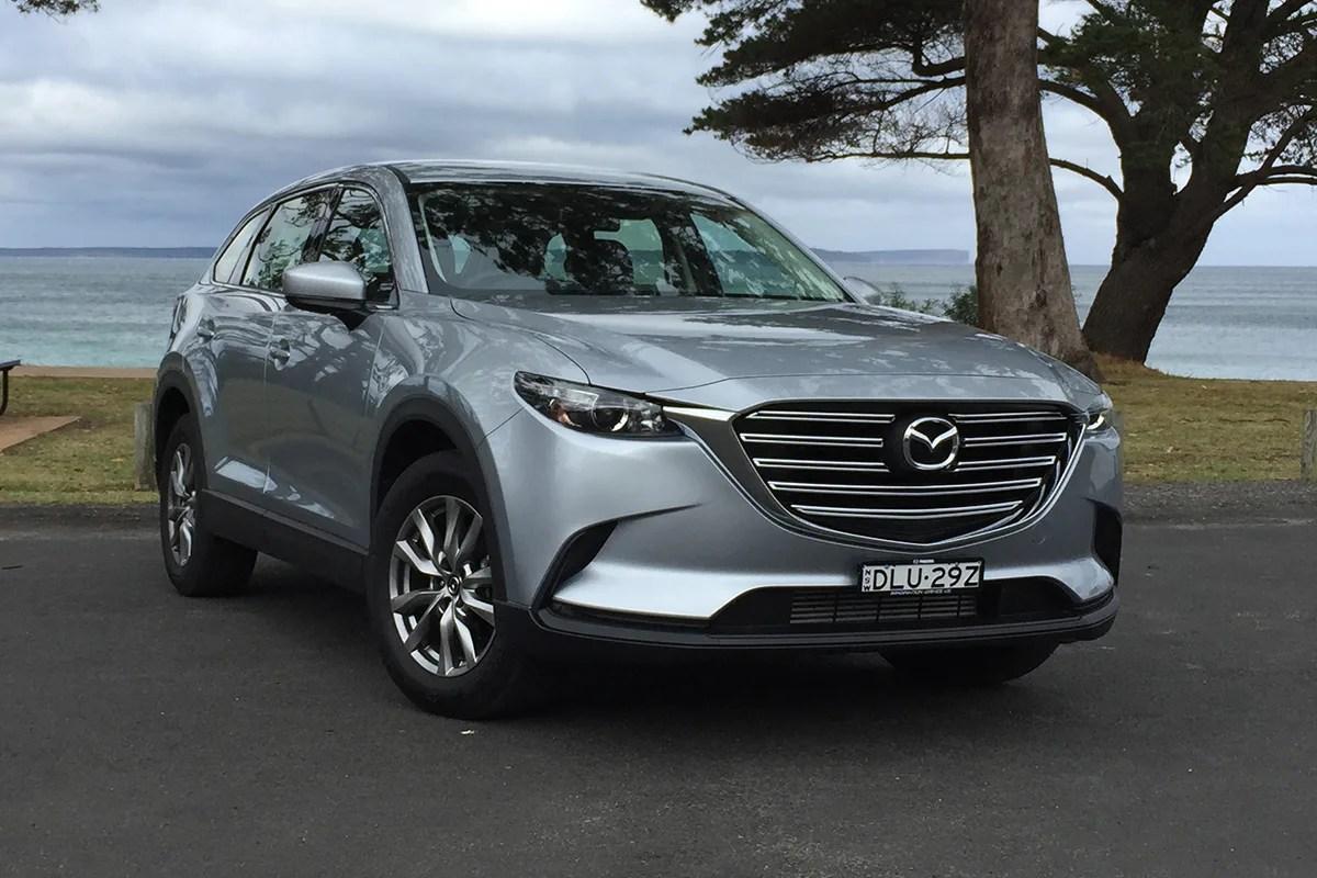 Mazda Cx9 2018 Review Carsguide