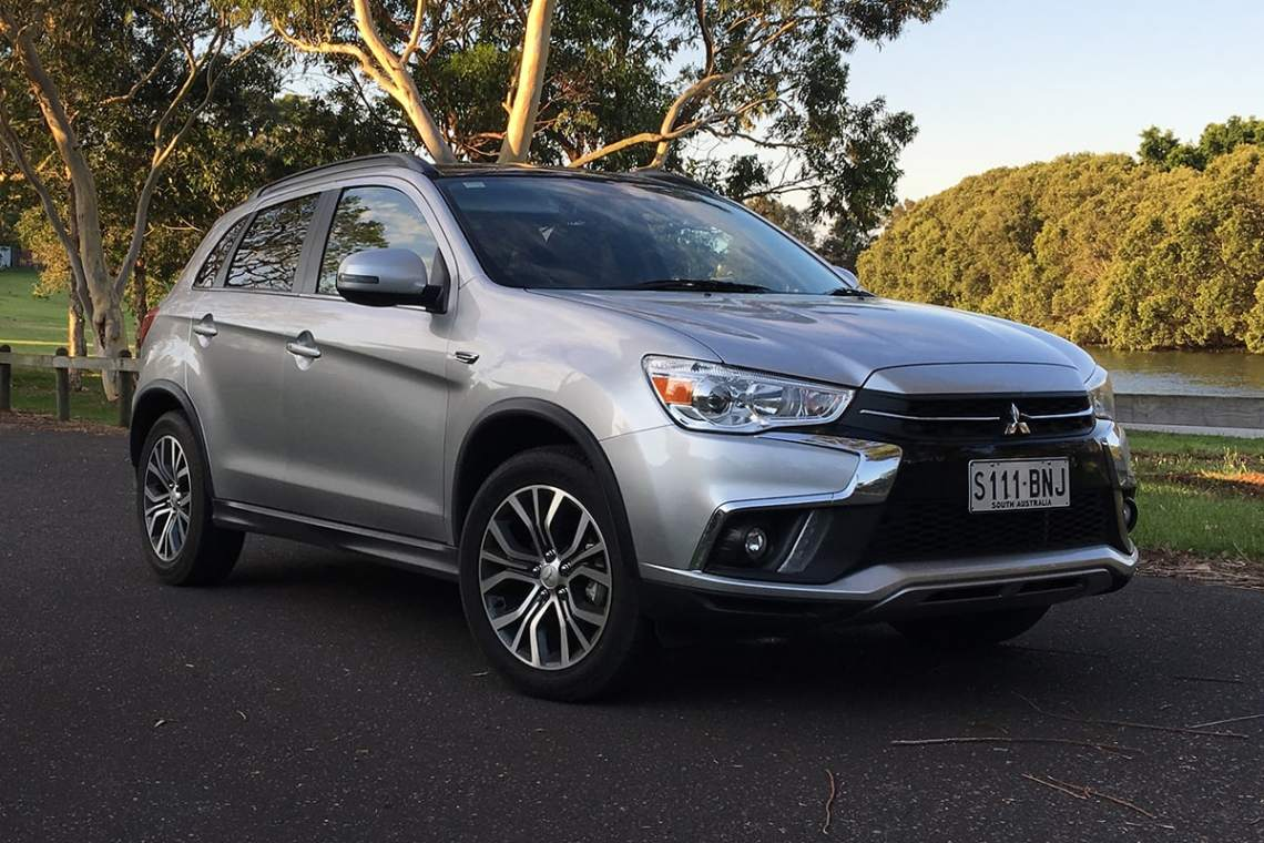 mitsubishi asx 2018 review | carsguide