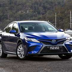 All New Camry Commercial Alphard 2.5 X A/t Toyota Ascent Sport 2018 Review Snapshot Carsguide