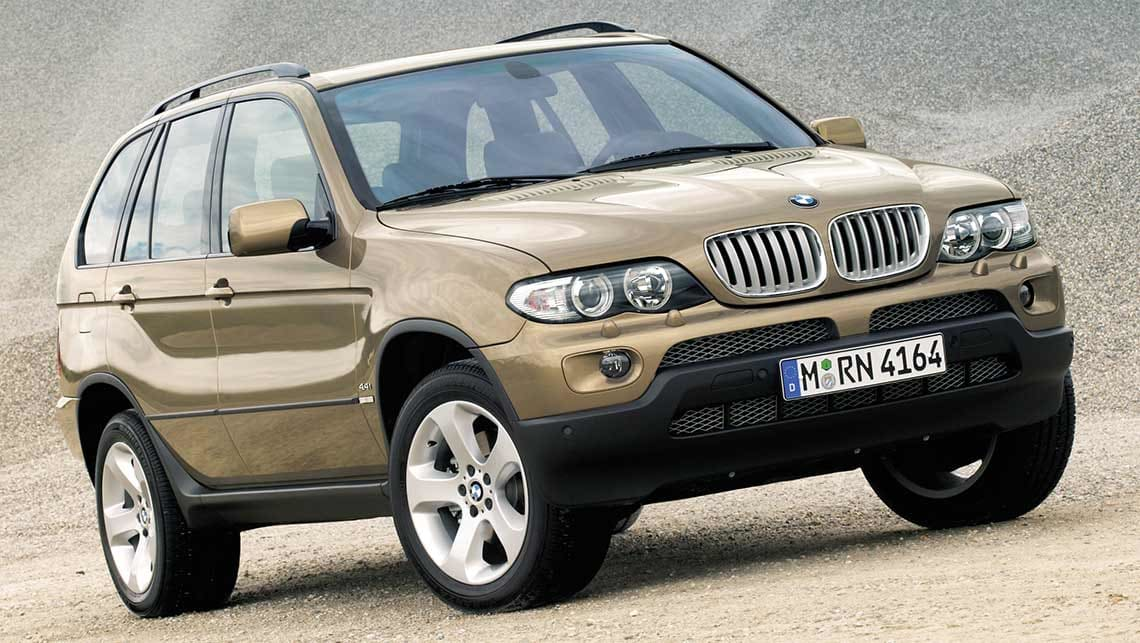 Used Bmw X5 Review 20002003  Carsguide