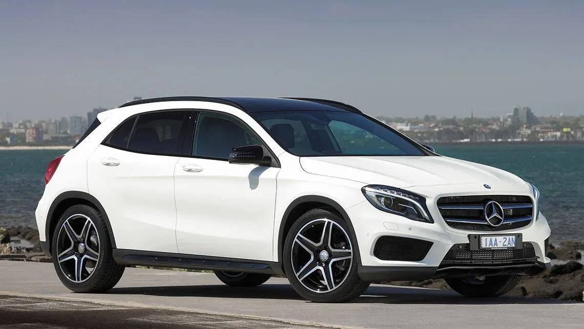 Mercedes Benz GLA200 CDI 2014 Review CarsGuide