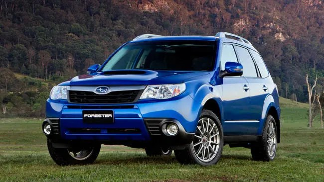 Subaru Forester 2011 Review Carsguide