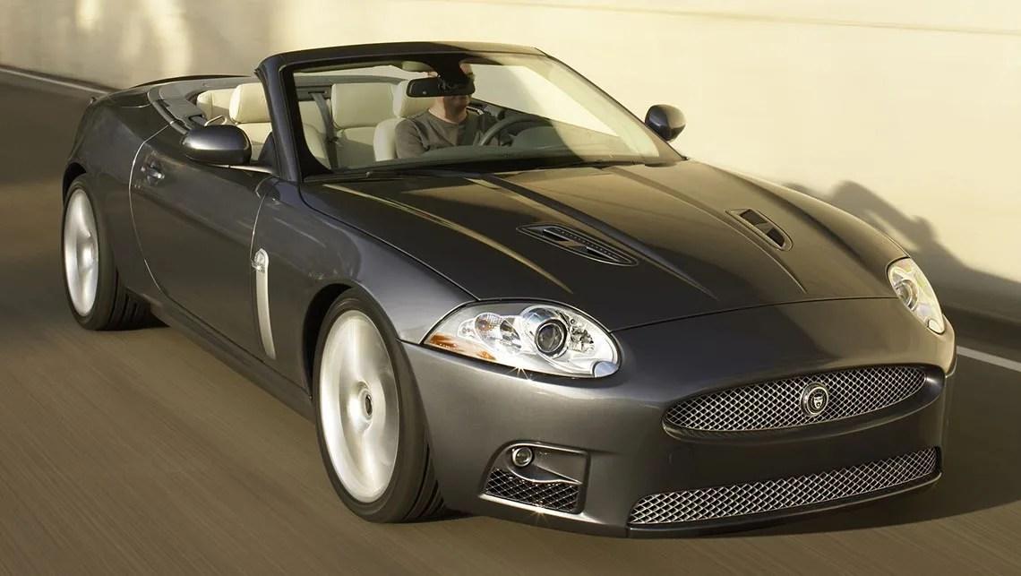Used Jaguar Xk Review