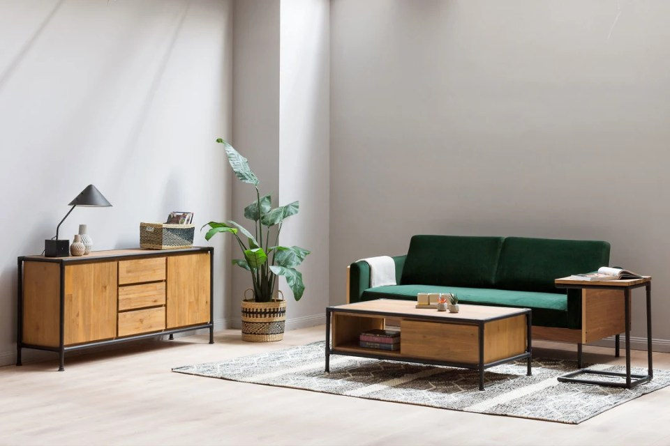 Online Furniture Stores Singapore Castlery William Sofa