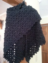 Margaret's Hug Healing Shawl/Prayer Shawl - Crochet ...