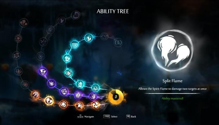 Ori's Ability Tree