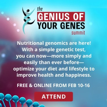 Genius of Your Genes Summit