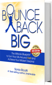 Ricotti201818 - Bounce Back Big in 2018!:  FREE E-book from Sonia Ricotti