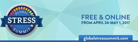 The Global  Stress Summit: FREE from HealthTalks Online 4 The Global  Stress Summit: FREE from HealthTalks Online