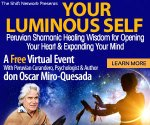 ShiningOne intro rectangle - Your Luminous Self by don Oscar Miro-Quesada: FREE from the Shift Network