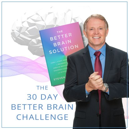 The 30-Day Better Brain Challenge with Dr Masely 1 The 30-Day Better Brain Challenge with Dr Masely