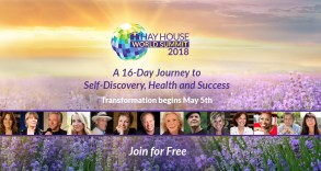 The 2018 Hay House World Summit: only one week left! 1 The 2018 Hay House World Summit: only one week left!
