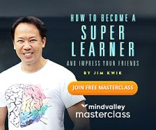 NEW Masterclass featuring Jim Kwik: FREE from Mindvalley 1 NEW Masterclass featuring Jim Kwik: FREE from Mindvalley
