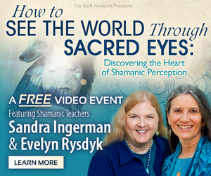 Discovering the Heart of Shamanic Perception with  Sandra Ingerman & Evelyn Rysdyk: FREE from the Shift Network 1 Discovering the Heart of Shamanic Perception with  Sandra Ingerman & Evelyn Rysdyk: FREE from the Shift Network