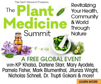 The Plant Medicine Summit 2019: FREE from the Shift Network 4 The Plant Medicine Summit 2019: FREE from the Shift Network