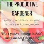 The Productive Gardener