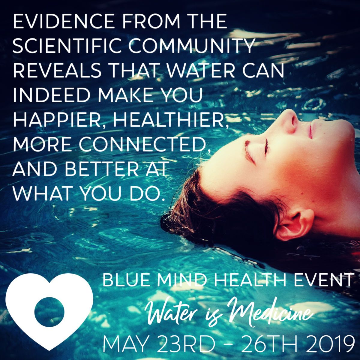 BM Gen l Launch Graphic 3 branded - Banish Stress with Blue Mind- a  FREE 7 Episode online event