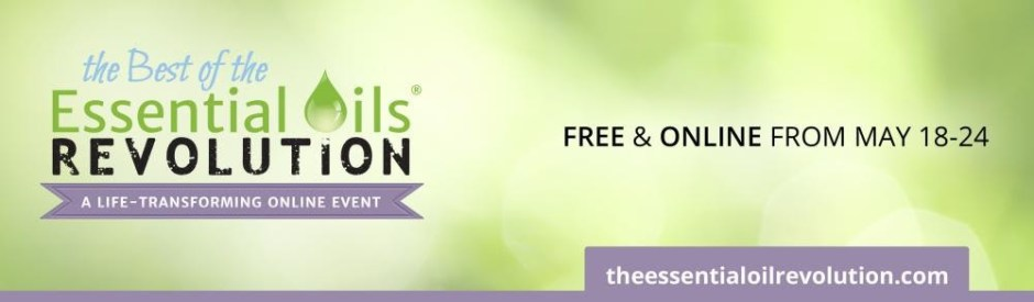 Essential Oils Revolution