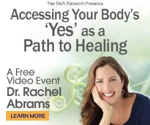 """Accessing Your Body's 'Yes"""" to healing"""