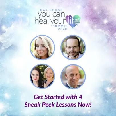 You Can Heal Your Life Sneak Peek