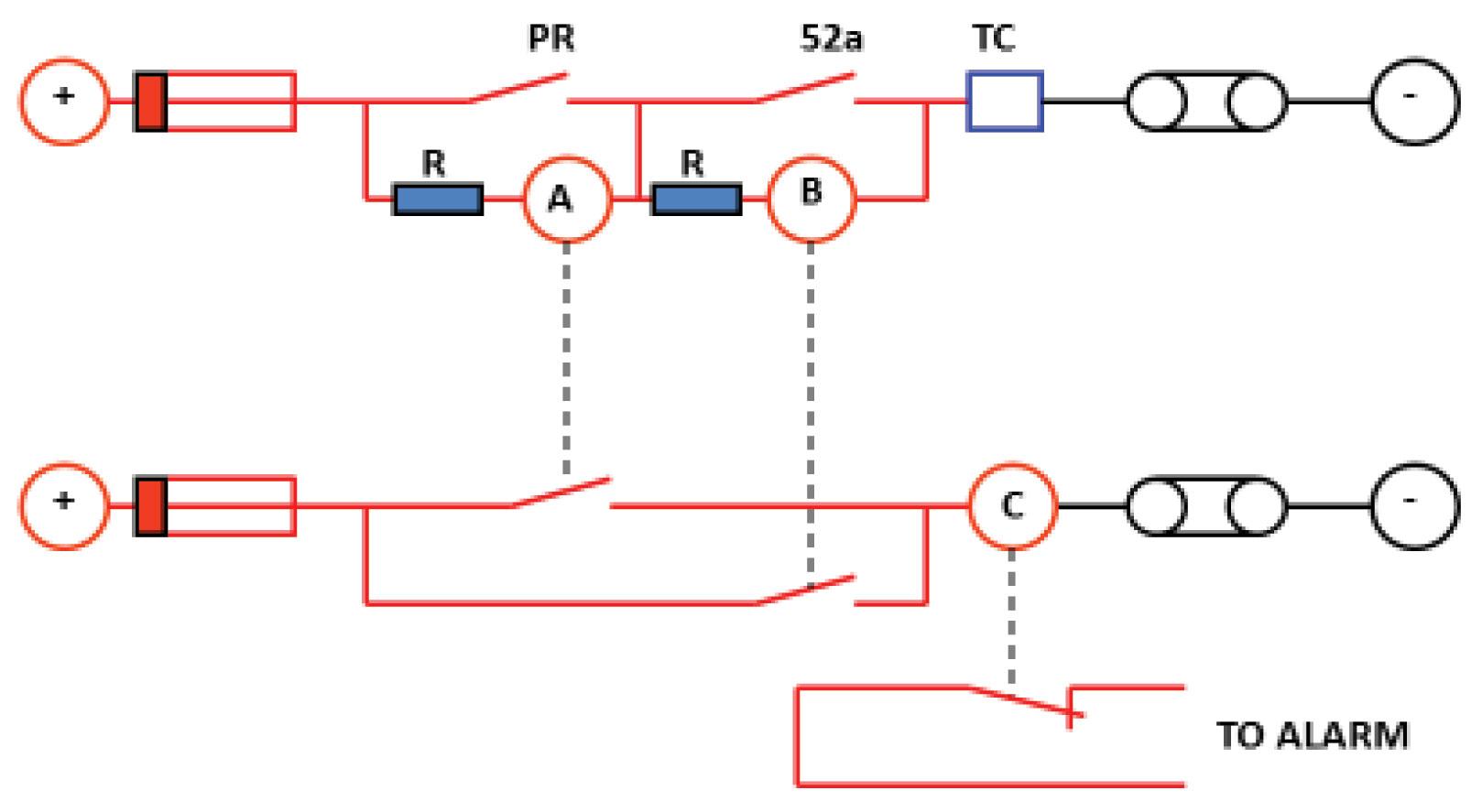 shunt trip coil diagram 1989 harley davidson softail wiring