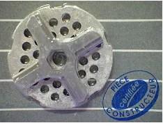kit couteau grille robot moulinex hv1d