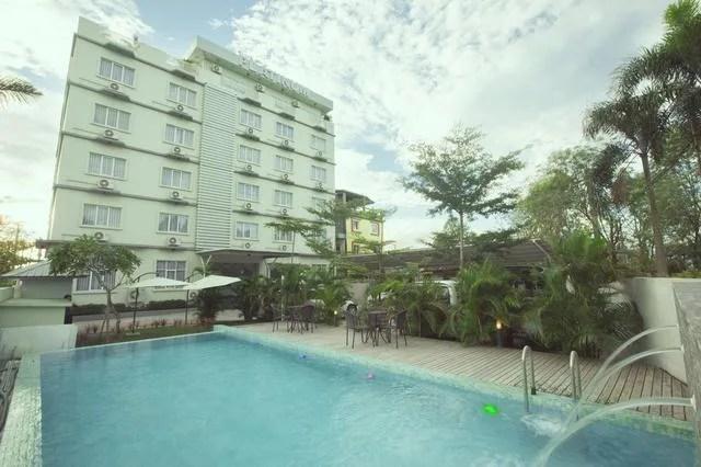 Platinum River View Hotel Yangon Room Rates Reviews