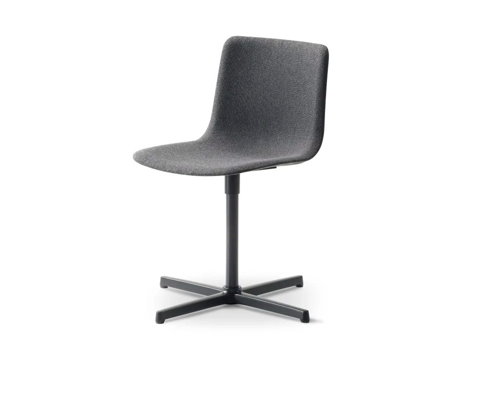 Upholstered Swivel Chairs Pato Swivel Chair Fully Upholstered From Fredericia