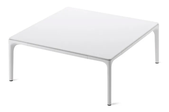 yale low table square by mdf italia