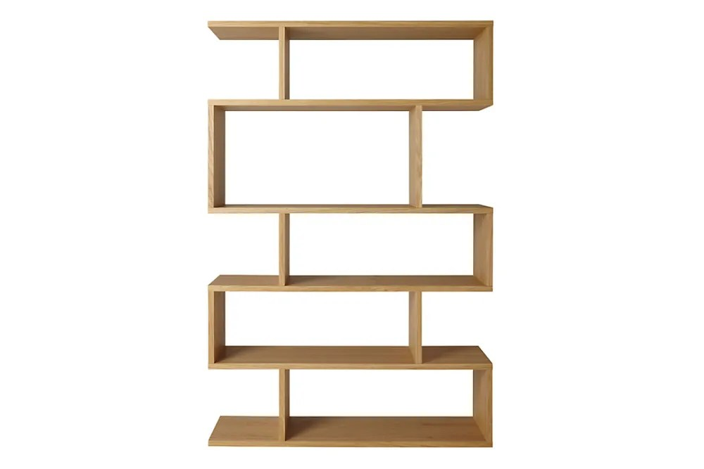Balance Tall Shelving Oak By Content By Terence Conran