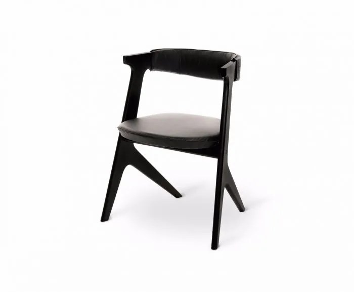 chair stool with back stressless chairs sale slab dining seat pad by tom dixon clippings