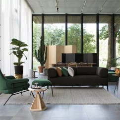 Big Round Chairs Bedroom Chair Wood Bon Pouf Uniform Melange Shell By Hem Design Studio For