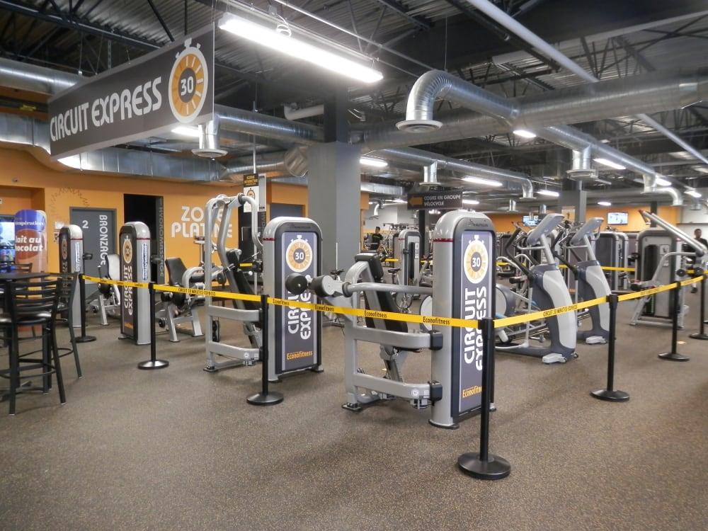 laval place bell trouvez un gym