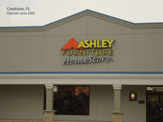 Furniture And Mattress Store In Crestview FL Ashley