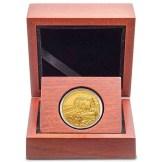 New Zealand Mint gold Lando 1/4 oz coin