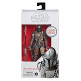 STAR WARS THE BLACK SERIES 6-INCH THE MANDALORIAN Figure - First Edition pckging