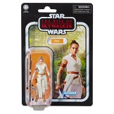 STAR WARS THE VINTAGE COLLECTION 3.75-INCH Figure Assortment REY - in pck