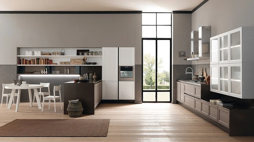 cucine componibili complete  moderne  classiche contemporanee  febal casa