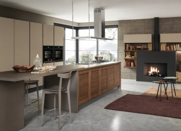 Cucina Febal Sand Industrial | Febal Casa A Siena Interni Magazine