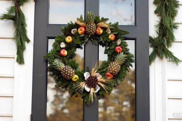christmas decoration Christmas Decorations Walking Tour