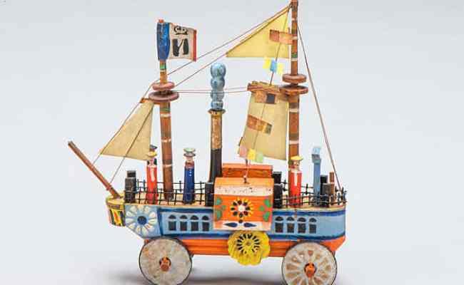 German Toys In America