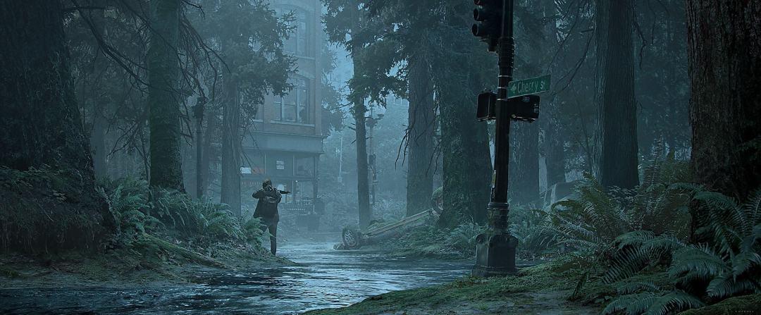 The Last of Us Part II Art