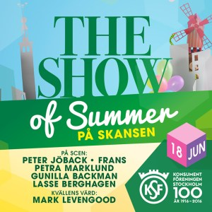 The Show of Summer