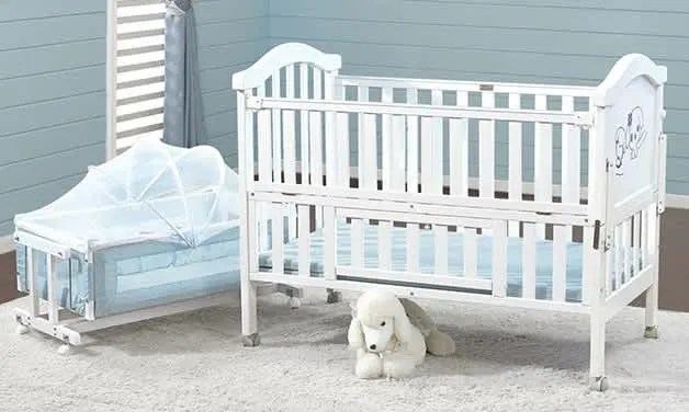Baby Cot Prices and Tips on Choosing Bed in Nigeria