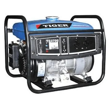 Price of Small Generator-Tiger TG2700 – ₦65,000 to ₦80,000